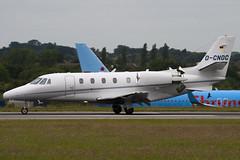 D-CNOC - 560-5814 - Atlas Air Service - Cessna 560XL Citation XLS - Luton - 090618 - Steven Gray - IMG_4491
