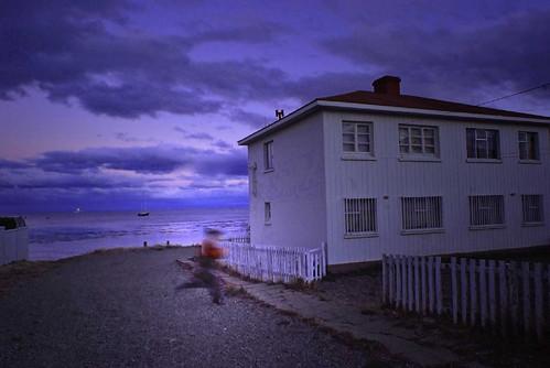 Viande. Mezzanotte a Punta Arenas. Foto di Massimo Di Terlizzi