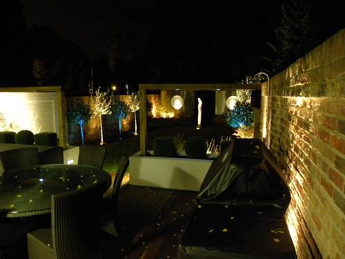 Garden Lighting Wilmslow Image 10