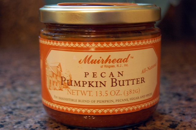 Pumpkin Spread