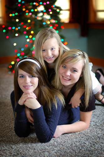 holiday family shoot