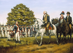 """""""...To Execute the Laws of the Union..."""" by Donna Neary (The National Guard) Tags: usa heritage america army us unitedstates military air unitedstatesofamerica paintings guard national nationalguard historical series airforce"""