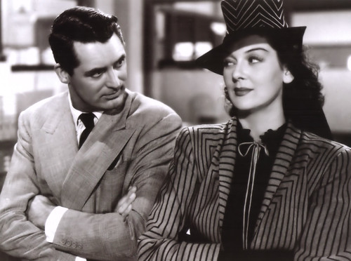 rosalind russell girl friday
