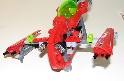 LEGO 8060 Atlantis - Typhoon Turbo Sub - Sub-Assembly 7