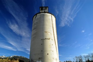 Silo (Dean Forbes via Creative Commons)