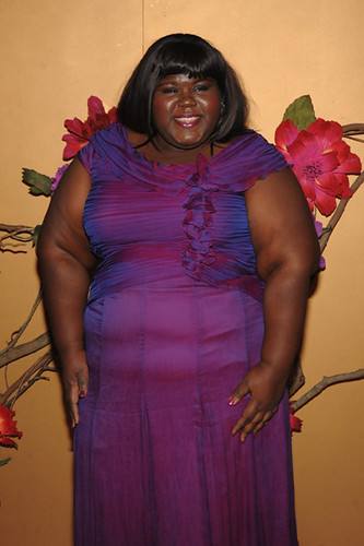 Oscar nominated actress Gabourey Sidibe