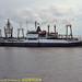 Iranian cargo ship, near Shanghai, 1983