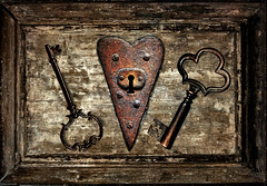 What is the key to my heart?