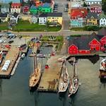 Lunenburg: Tall Ships in Lunenburg