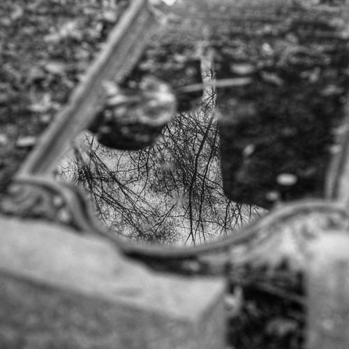 Spiegel in Schärfe