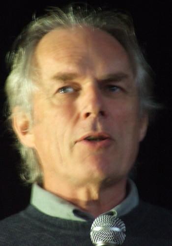 David Spratt at Save Solar Systems public meeting, Fitzroy Town Hall, Napier St, Fitzroy Melbourne, Victoria, Australia 091203-31