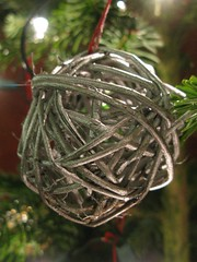 Twig bundle decoration