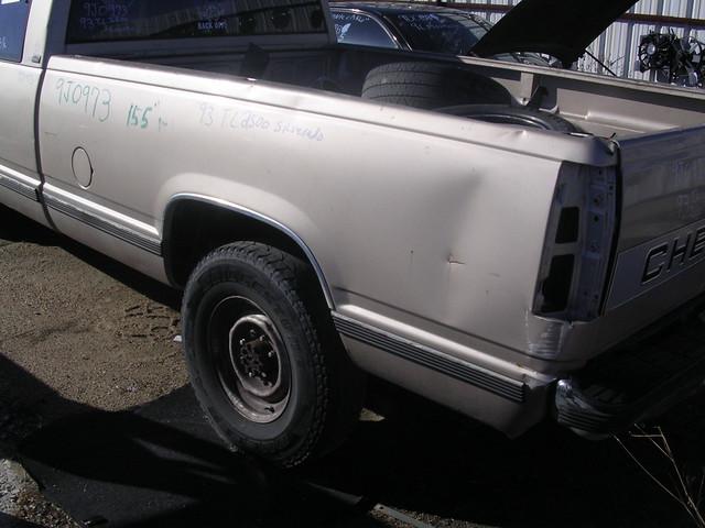 chevrolet truck 1993 2500 9j0973