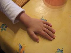 bobo aux doigts