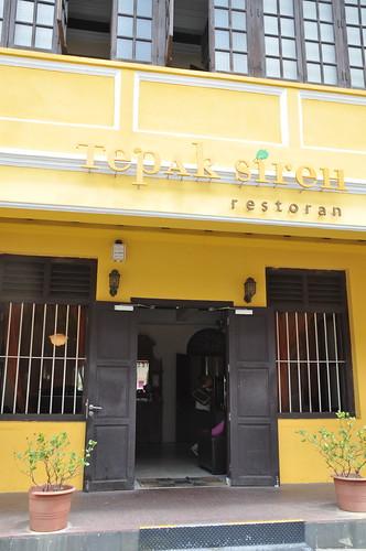 Tepak Sireh Restoran singapore