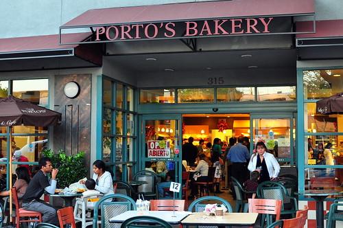 PORTO'S BAKERY FACADE