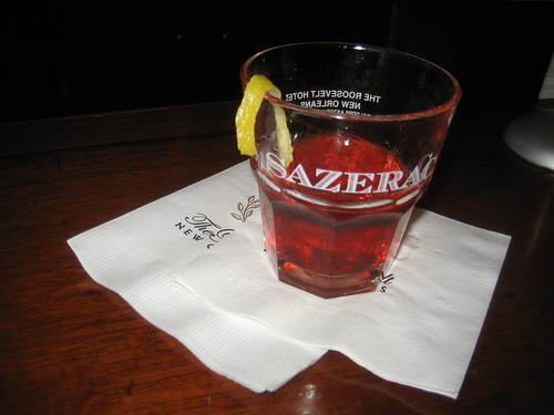 Sazerac Glass by Infrogmation, on Flickr