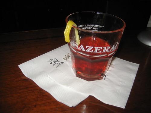 Sazerac Glass by Infrogmation, on Flickr