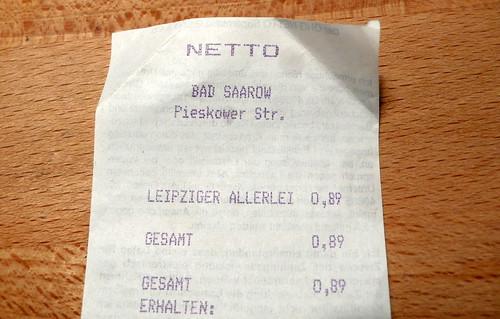 Leipziger Allerlei 11.08.2009