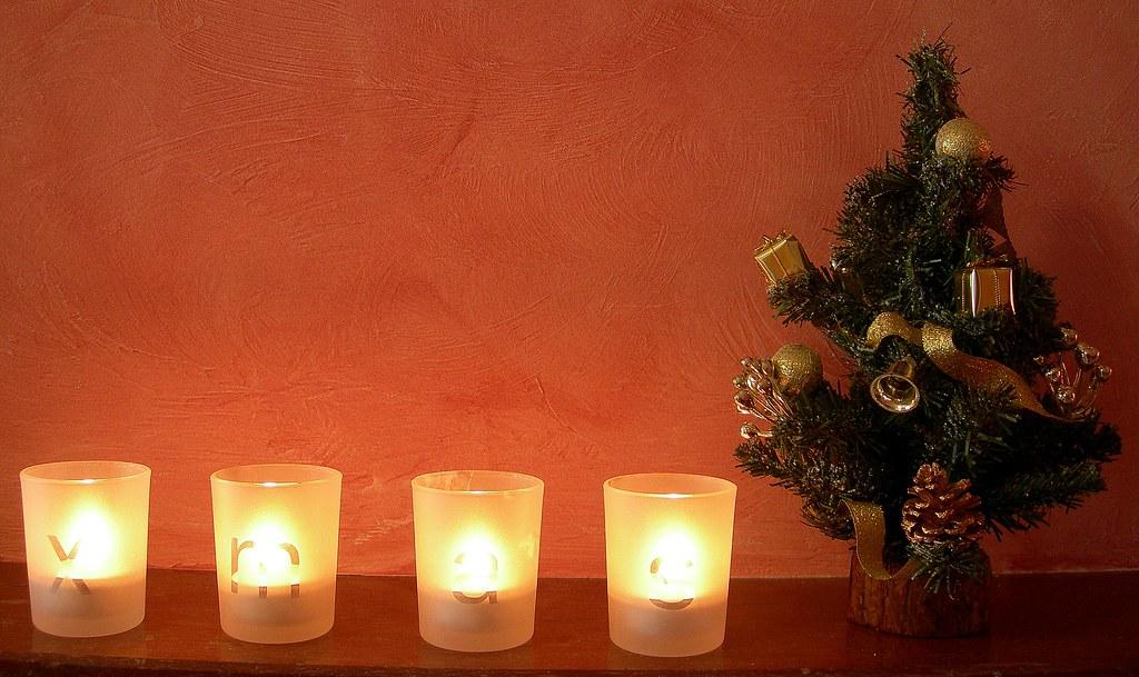 Le luci di Natale