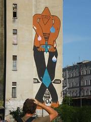 Mural, Wrocław (EuCAN Community Interest Company) Tags: poland 2009 eucan milicz baryczvalley
