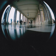 (julien.lico) Tags: 120 analog lomo lomography fisheye diana versailles 20mm dianaf trianon