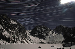 Colchuck Lake (dennyt) Tags: startrails asgard dragontail colchuck enchantments