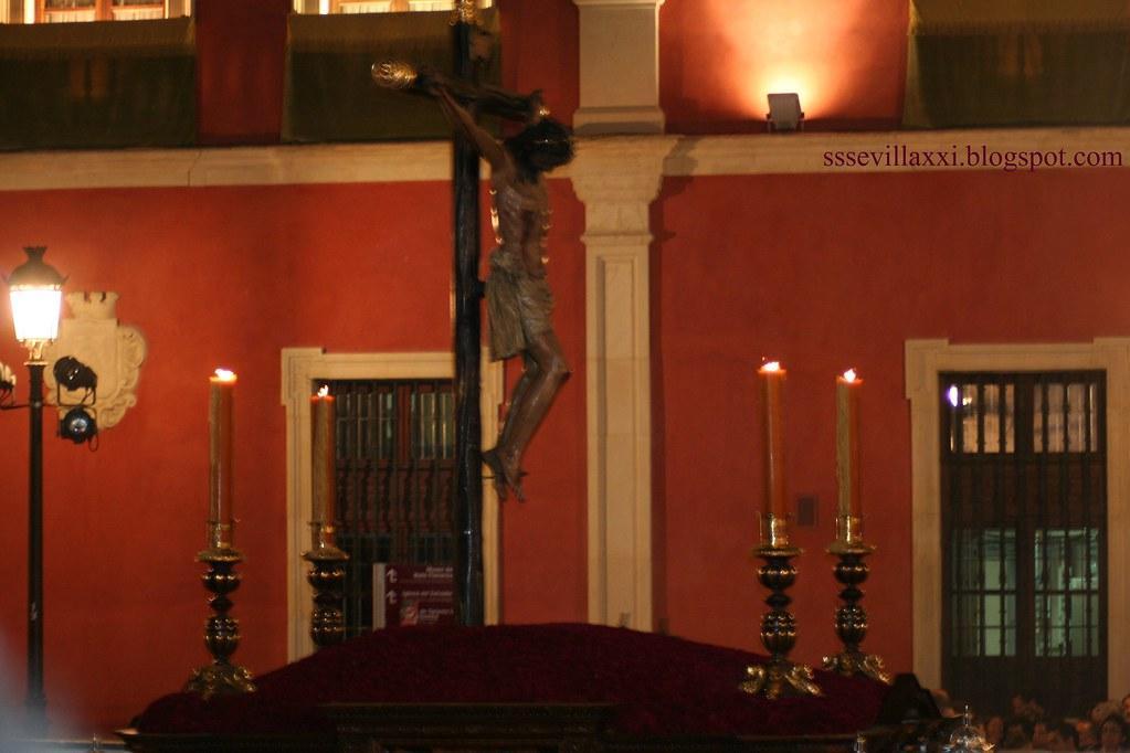 Santísimo Cristo de Burgos. Miércoles Santo 2009