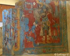 Caballero Aguila II- Cacaxtla - Tlaxcala - México (Luis Enrique Gómez Sánchez) Tags: méxico mexico mural mexique messico tlaxcala cacaxtla メキシコ hpphotosmartr817 мексика μεξικό caballeroáguila vanagram luisenriquegómezsánchez muralescacaxtla cacaxtlamurals μεξικ
