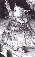 The Fat Lady Sings - You can't beat a bit of opera, can you? Bruinhilda has always been my favourite.