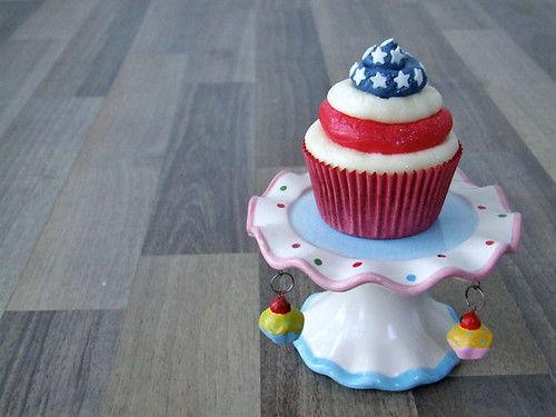 5720114751 86331f75ae USA Memorial Day / American Independence Day Cupcakes