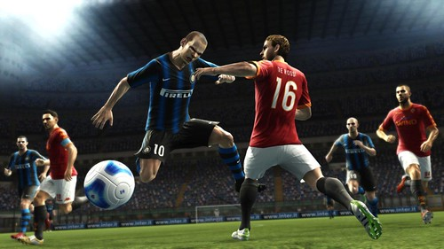 PES 2012 - Balanced and Competitive With New Features