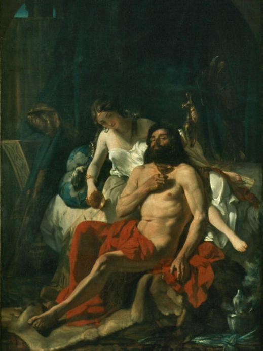 Jean-Baptiste Gardel - Judith et Holopherne