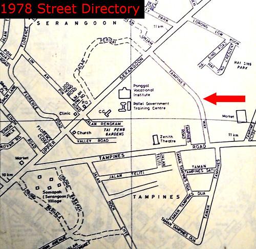 1978 Street Directory