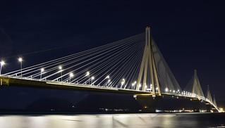 Rion antirrion bridge