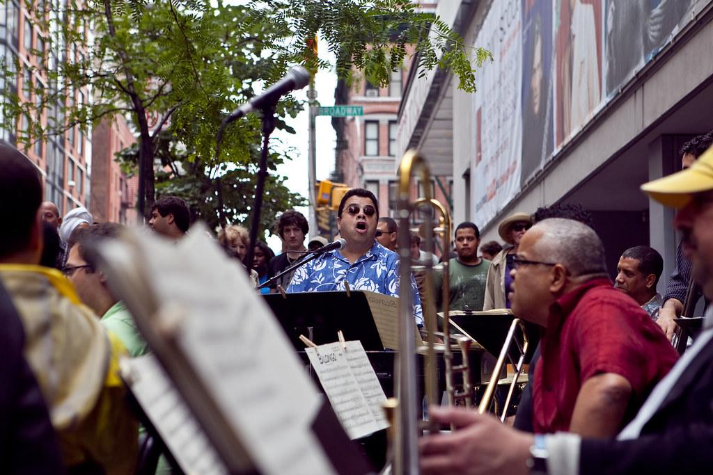 MMNY Afro-Latin Jazz Orchestra