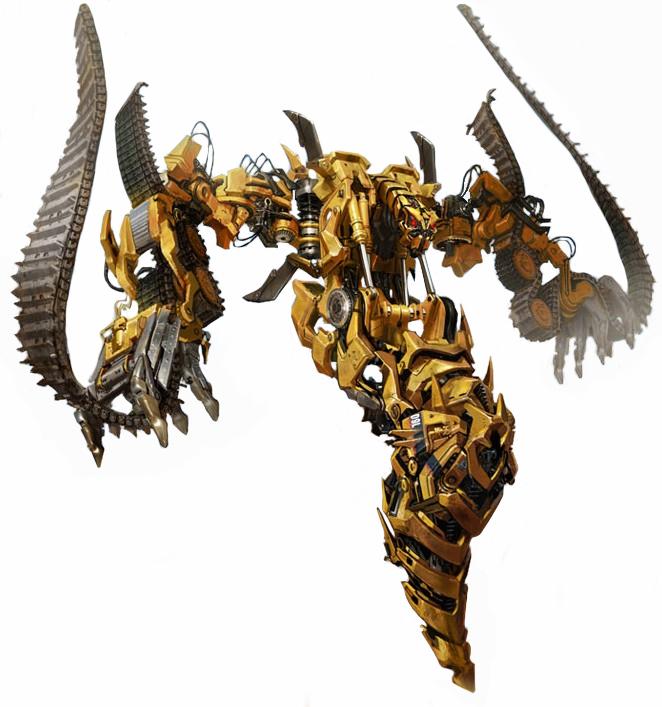 Transformers 2 Rampage CGI