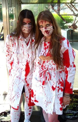 Bloody nurses