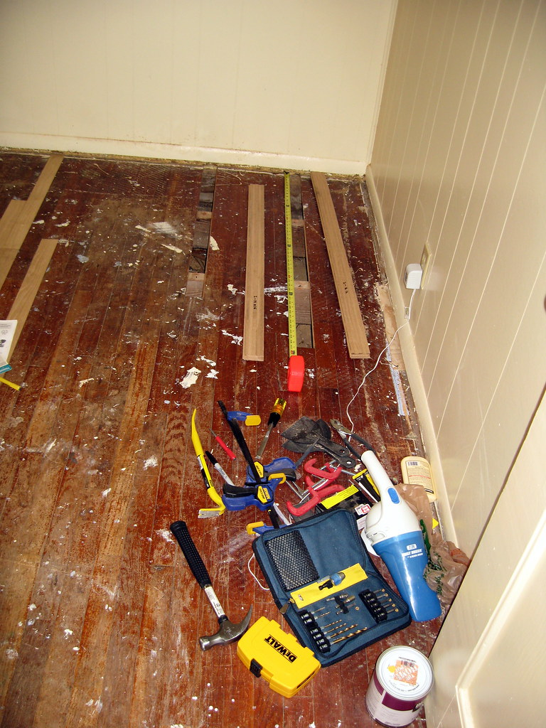 Replacing Hardwood Floor Boards ~ Replacing hardwood floor boards