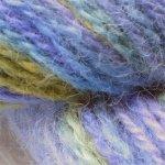 MERLIN'S APOTHECARY - handspun alpaca yarn - 105 yards - worsted weight