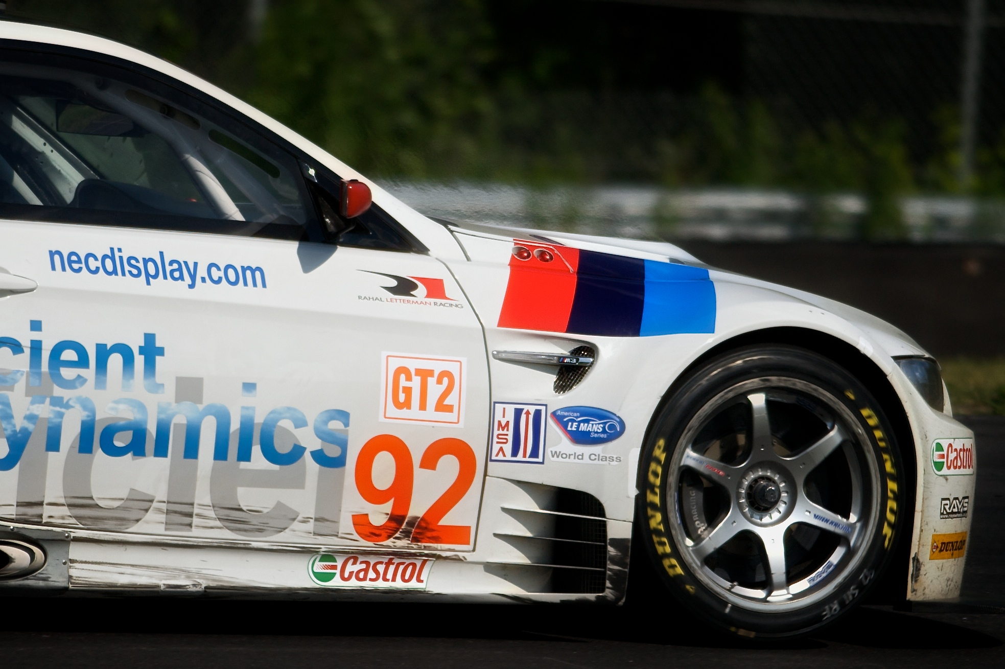ALMS Lime Rock 2009