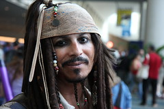 Jack Sparrow (San Diego Shooter) Tags: california wallpaper portrait sandiego cosplay pirates johnnydepp comiccon piratesofthecaribbean desktopwallpaper halloweencostumes jacksparrow comicconinternational comicconsandiego costumeideas comicconbabes comicconcostumes comiccongirls comiccon2009 sandiegocomiccon2009 jacksparrowimpersonator pirateportrait comiccon2009sandiego comicconcostumes2009 comicconbabes2009 comicconsandiego2009 ronnierodriguez sandiegodesktopwallpaper comicconcustomes2009