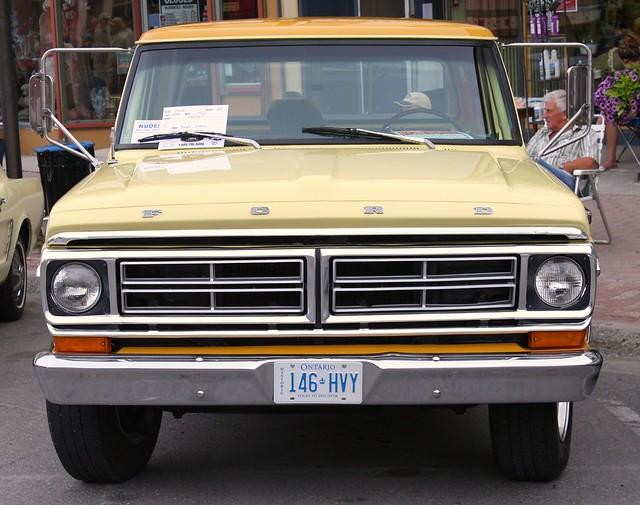 ford ranger pickup f100 1972 xlt 1972fordrangerxltpickup lindsayclassicsonkent2009 ©richardspiegelmancarphoto