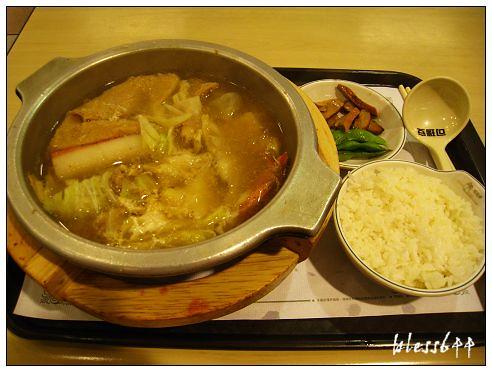 大長今韓國美食-韓式海鮮豆腐鍋麵