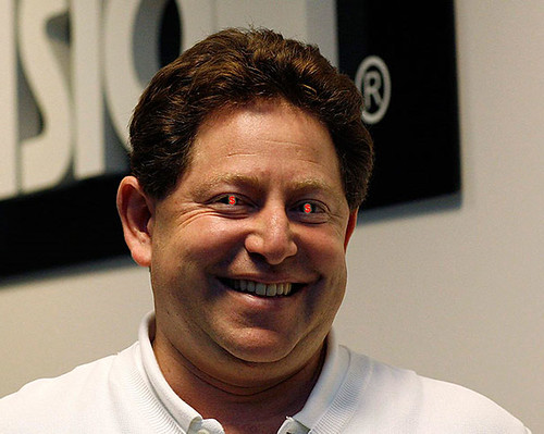 Bobby Kotick is good for one fucking stupid quote a year. - Robert ...