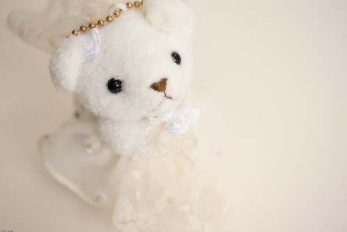 17191 : Bride Teddy Bear