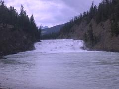 Bow river (Sanya Mandic) Tags: canada alberta bowriver