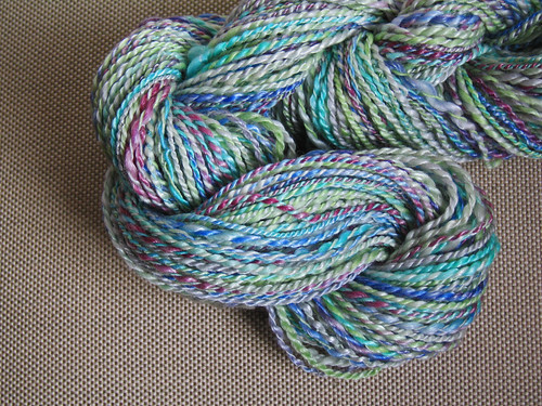 Hello Yarn Air 2 ply #1