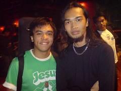 Bassist Indonesia | Dede SP with Barry Likumahuwa