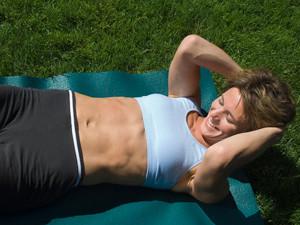 abdomen definido feminino